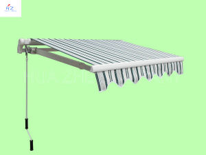 Easy Use Awning Telescopic Awning Retractable Canopy Stretch Tent Folding Arm Awning Folding Awning pictures & photos
