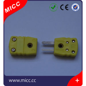 Mini K Type Thermocouple Connector pictures & photos