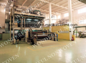 PP Nonwoven Fabric Making Machine pictures & photos