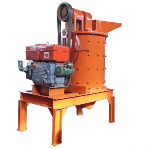Small Diesel Engine Vertical Compound Crusher Stone Crusher pictures & photos