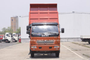 Dongfeng/Dfm/DFAC 130HP 4X2 Small/Medium Tipper /Dump Truck (Engineering lifting) pictures & photos