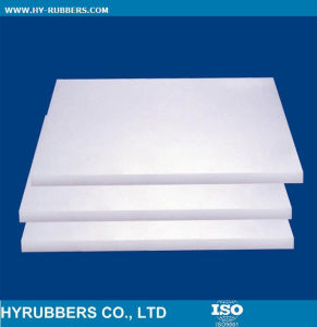 100% Virgin Pure PTFE Plate pictures & photos