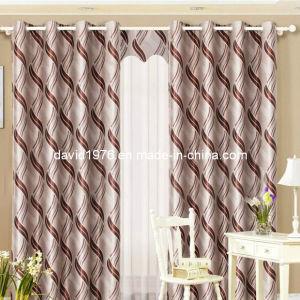 Hot Sale Printed Blackout Grommet Panel/Curtain (SZSMEBP031)