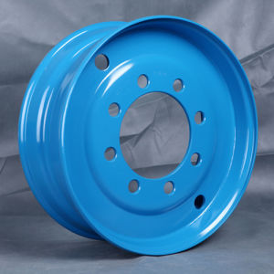 22.5X9.00 Truck Steel Wheel Rim pictures & photos
