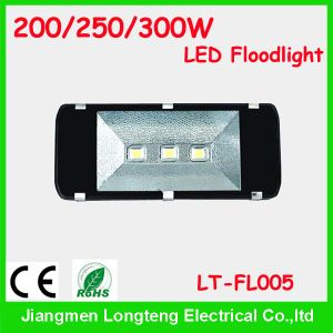 250W COB LED Floodlight CE Approval (LT-FL005-250)
