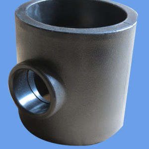 HDPE Butt Fusion Reducer Tee for Water Supply pictures & photos