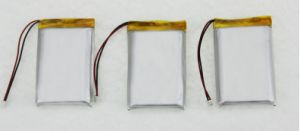 Customized Size Li-Polymer 3.7V 1800mAh 103450 Ultra Thin Lithium Polymer Battery pictures & photos