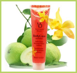 Moisturizing & Tempting Vanilla and Guava Exfoliator Gel pictures & photos