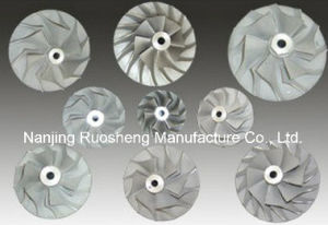 Aluminum Blower-Machining-for Military Industry