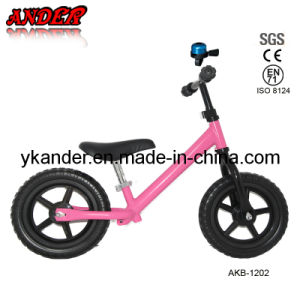 Child Training Cycle with Ring Bell / Kid Balance Bicycle/ Toddler Scooter Bike (AKB-1202)