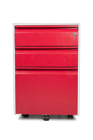 Kdsteel File Cabinet with 5 Castors pictures & photos