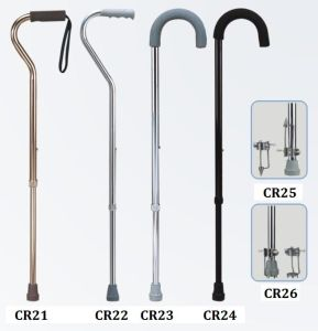Disabled Walking Aluminum Elbow Crutch Stick Cane Sc-Cr21-24 pictures & photos