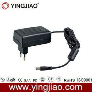 12-20W EU Plug Power Adaptor pictures & photos