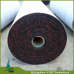 Sound Proof Sports Fitness Rubber Floor Roll pictures & photos