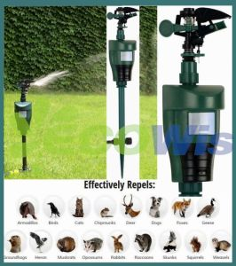 Powerful Outdoor Water Jet Blaster Animal Pest Control Sprinkler pictures & photos