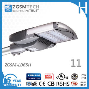 65W Vertical Horizontal Installation Modular LED Street Light pictures & photos