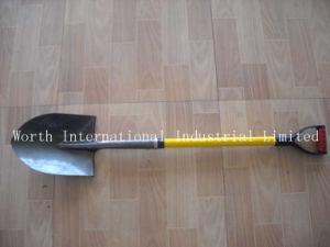 Fiberglass Handle Shovel pictures & photos