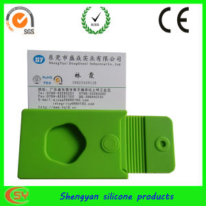 Eco-Friendly Siilicone Business Card Holder (SY-MP-107)