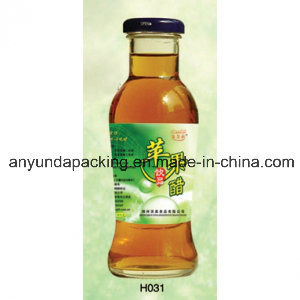 Glass Beverage Bottle (550ml-750ml) for People