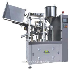 Mzh-F Automatic Plastic Tube Filling and Sealing Machine pictures & photos