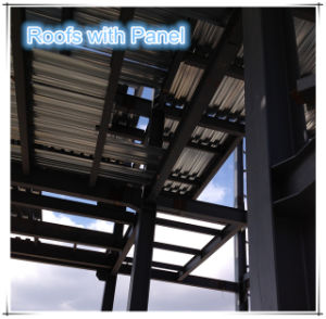 High Quality and Low Cost Prefabricated Steel Frame Structure Building pictures & photos