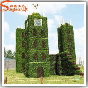 Latest Style Outdoor Artificial Evergreen Ornament Plants pictures & photos