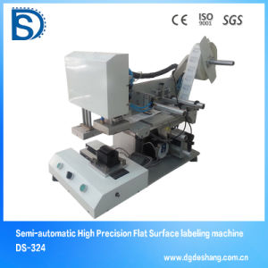 Ds-323f Semi Automatic Labeling Machine for Packing Machine