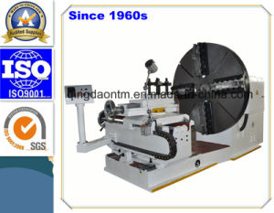 China Conventional Horizontal Lathe for Turning Dia 2000mm Bearing pictures & photos