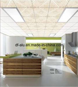 Decorative Aluminum Metal Ceiling Tile, Marble False Ceiling Panel,