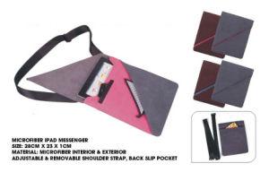 Trendy Shoulder Messenger Sling Bag Case Cover for iPad pictures & photos
