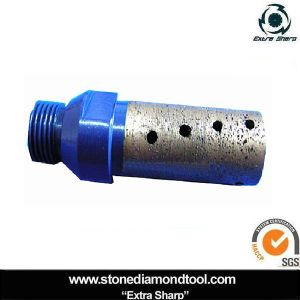 Sintered Finger Core Drill Bit with G1/2 Thread pictures & photos
