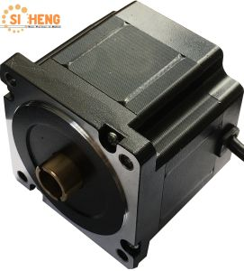 NEMA34 12V High Torque Hollow Shaft Gear Motor for European Market
