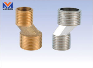 Brass Tee Plumbing Fitting (VT-6849) , Compression Pipe Fitting pictures & photos