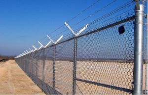 Manufacturer High Quality Low Price Chain Link Fence