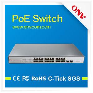 Good Quality 24-Port Gigabit Power Over Ethernet Switch