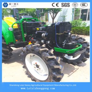 Factory Supplys Agricultural Tractor/Farm Tractor with Competitive Price 40HP/48HP/55HP pictures & photos