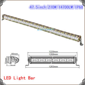 210W CREE Military LED Light Bar (LED13-210W) pictures & photos