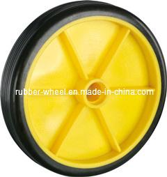 Rubber Wheel (XY-307)