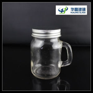 Hot Sale Hj175 120ml Jam Glass Jar with Handle