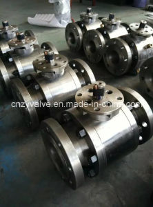 API6d Forged Steel A304 3PCS Ball Valve pictures & photos