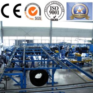 Tyre Track Equipment for Retreading Use pictures & photos