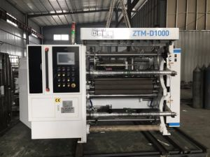 Plastic and Paper Label Slitting Machine pictures & photos