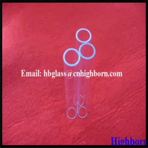 Manufacurer UV Stop Silica Quartz Glass Tubing pictures & photos