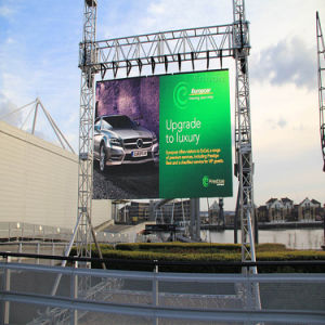 High Definition P4.81 Outdoor Rental LED Display Portable LED Video Screen pictures & photos