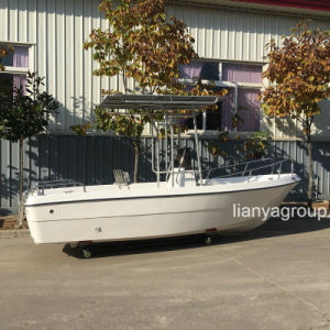 Liya 5meter 8person Fisher Boats Fiberglass Fishing Boat Sale pictures & photos