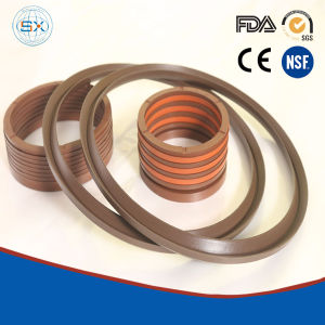 Auto Parts Pressure Vee Packing Chevron Sealing Ring Rubber Oil Hydraulic Seal pictures & photos