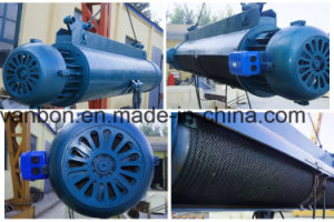 3ton CD Type Electric Wire Rope Hoist pictures & photos