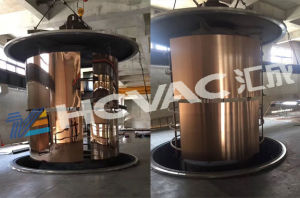 Stainless Steel Chairs/Table/Signage/Logos/Outdoor Mark PVD Titanium Coating Machine pictures & photos