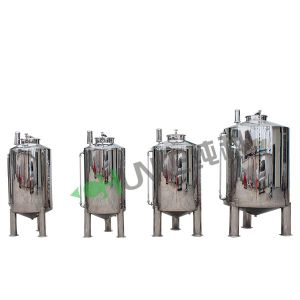 Stainless Steel Hot Water Storage Tank for Water Purification Plant pictures & photos