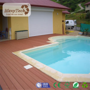 Outdoor Design Ipe Wood Brazil Decking with Pedestal System pictures & photos